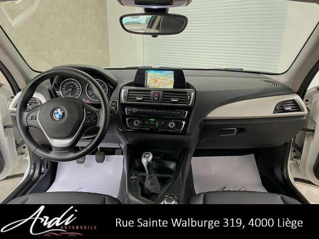 BMW 114 **GARANTIE 12 MOIS*PACK M*XENON*GPS*CUIR*AIRCO**