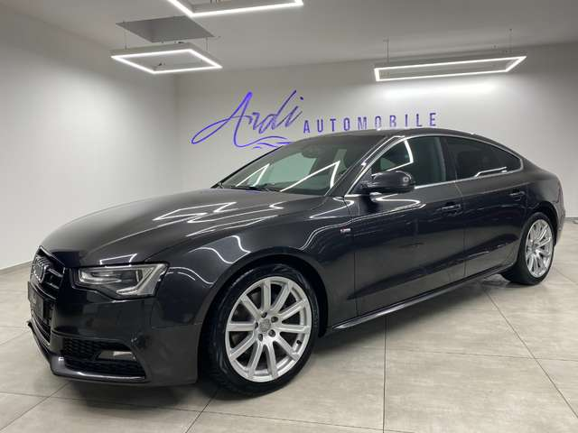 Audi A5 2.0 TDi S line**GARANTIE 12 MOIS*GPS*CUIR*XENON**