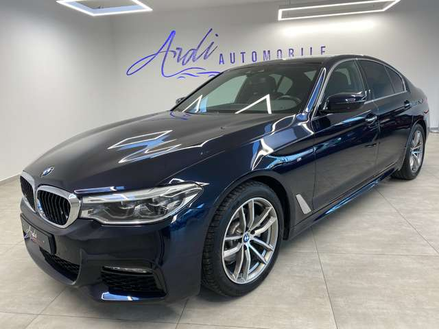 BMW 520 **1er PROPRIETAIRE*GARANTIE 12 MOIS*PACK M*LED**