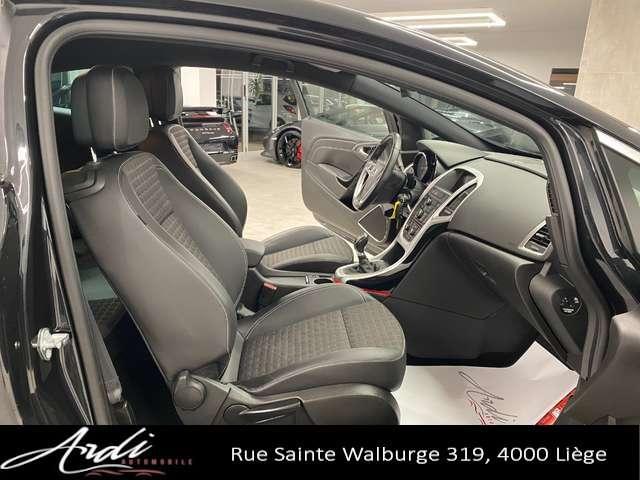 Opel Astra 1.4**GARANTIE 12 MOIS*1er PROPRIETAIRE*GPS*AIRCO**