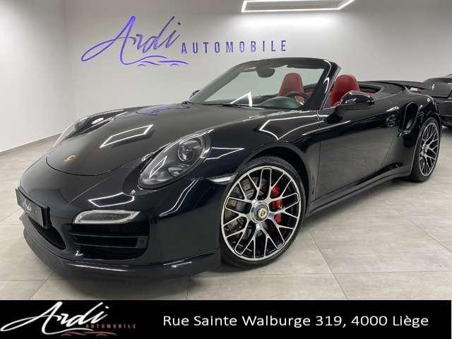Porsche 911 3.8 Turbo**GARANTIE 12 MOIS*GPS*CUIR*XENON*CAMERA*