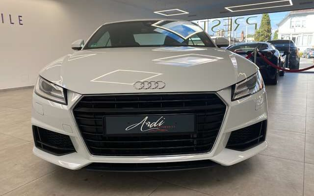 Audi TT 2.0 TDi S-LINE**1erPROPRIETAIRE*GARANTIE 12 MOIS**
