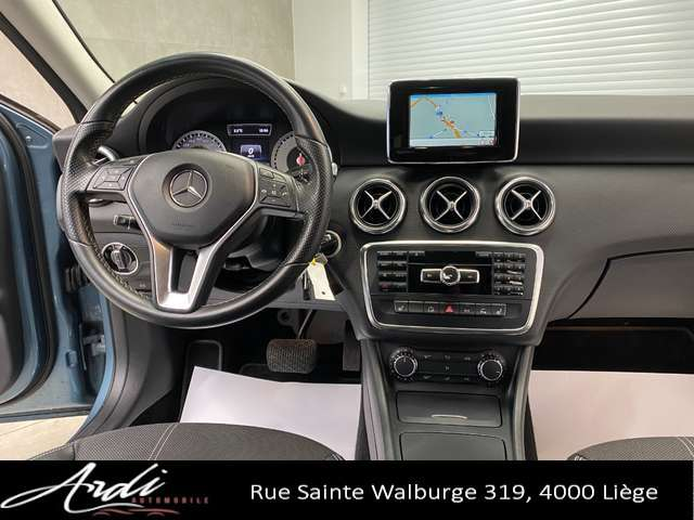 Mercedes A 200 CDI**GARANTIE 12 MOIS*GPS*CUIR*XENON*AIRCO**