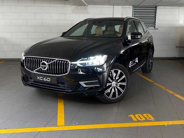 Volvo XC60 II Inscription T8 Twin Engine eAWD plug-in hybride