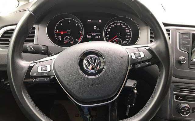 Volkswagen Golf Sportsvan 1.6 CR TDi Trendline DSG - GARANTIE 12 MOIS -