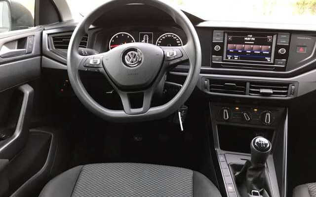 Volkswagen Polo 1.0i - 80 ch -Clim-Park assist Av & Arr.- Co Neuve
