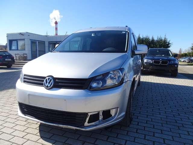 Volkswagen Caddy 1.6 CR TDi Comfortline ** MAXI ** BTW INCL. **
