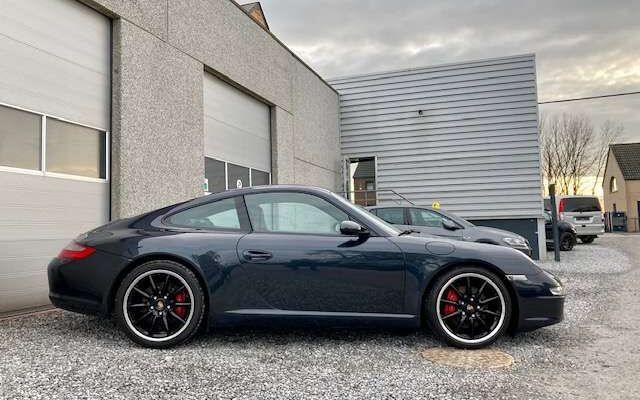Porsche 997 CARRERA S 3.8*XENON-GPS-BOSE-TOIT OUVRANT-CUIR**