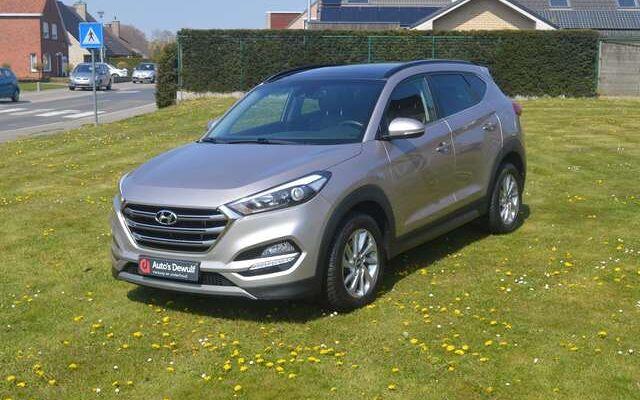 Hyundai Tucson 1.7 CRDi 2WD Premium ISG