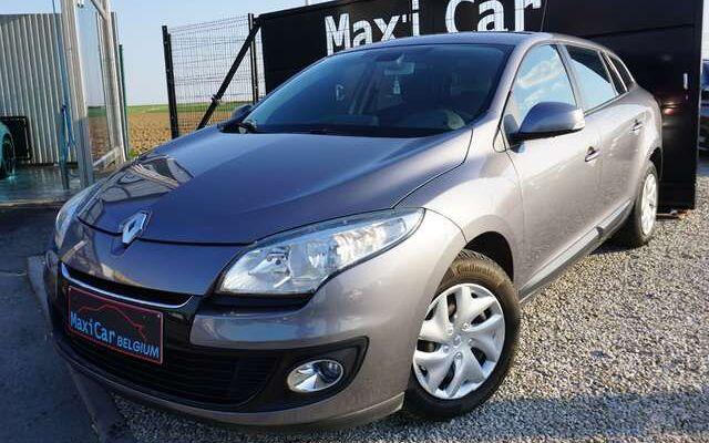 Renault Megane 1.5 dCi Break / Navigation / Bluetooth / EURO 5 /