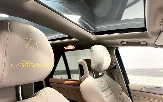 Mercedes ML 63 AMG *5.5 V8 BI TURBO*558CV*UTILITAIRE*WWW.TDI.BE*