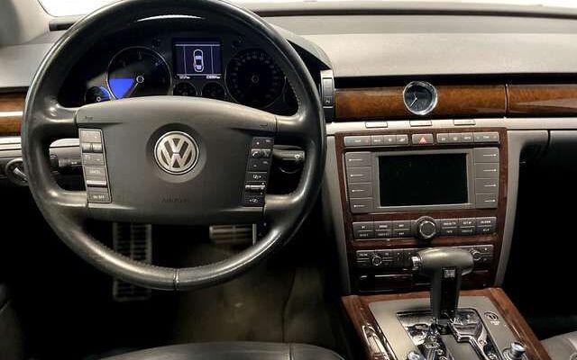 Volkswagen Phaeton 3.0 TDi V6* Tiptronic 5pl*233CV*WWW.TDI.BE*