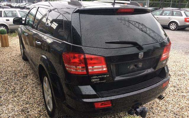 "Dodge Journey 2.0 CRD Eastpak R/T 7Plaats*DPF*Leder*Alu 19""*"