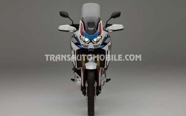 Honda n-a Africa Twin Adventure Sport