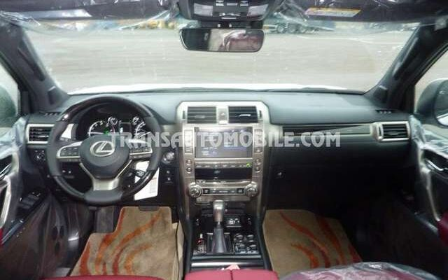 Lexus GX 460 Sport - EXPORT OUT EU TROPICAL VERSION - EXPORT OU