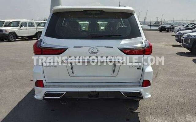 Lexus LX 570 SUPERSPORT - EXPORT OUT EU TROPICAL VERSION - EXPO