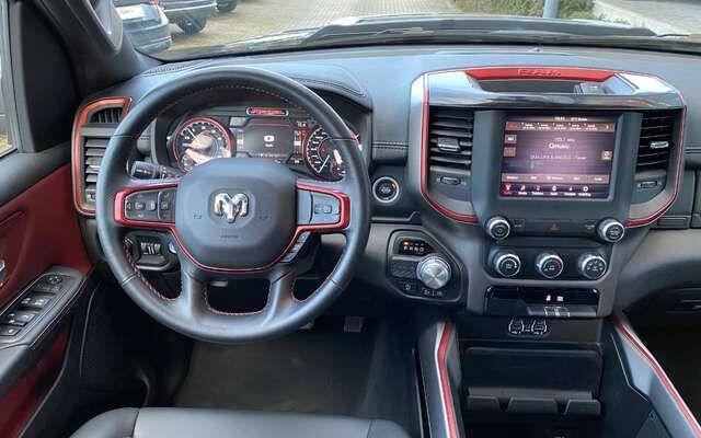 Dodge RAM 1500 REBEL ~ Demo ~ TopAanbod ~ 46300ex ~