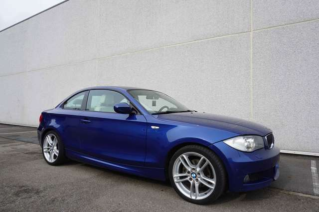 BMW 120 d Coupe Pack M Performance