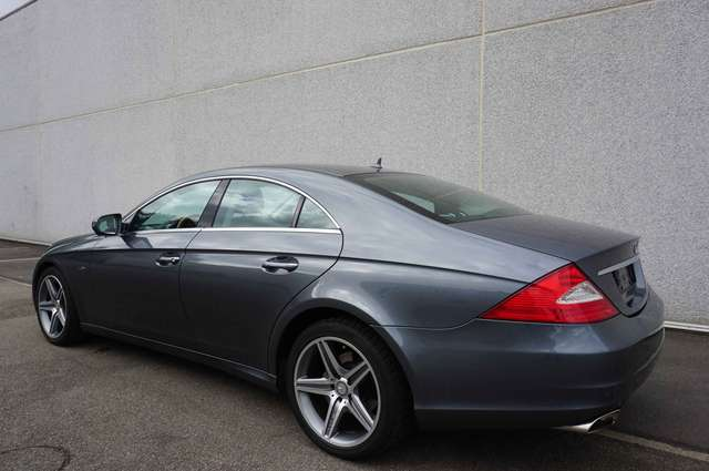 Mercedes CLS 350 CDI Grand Edition Sunroof
