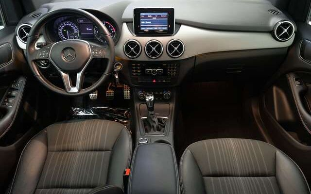 Mercedes B 200 CDI navigatie - led koplampen - camera -...