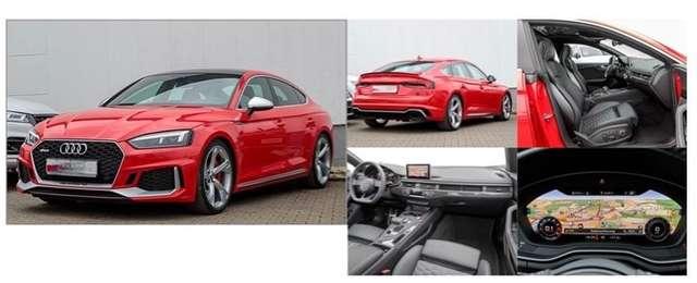 Audi RS5 sportback/S-tronic/keyless/Virtual/20inch/NP111000