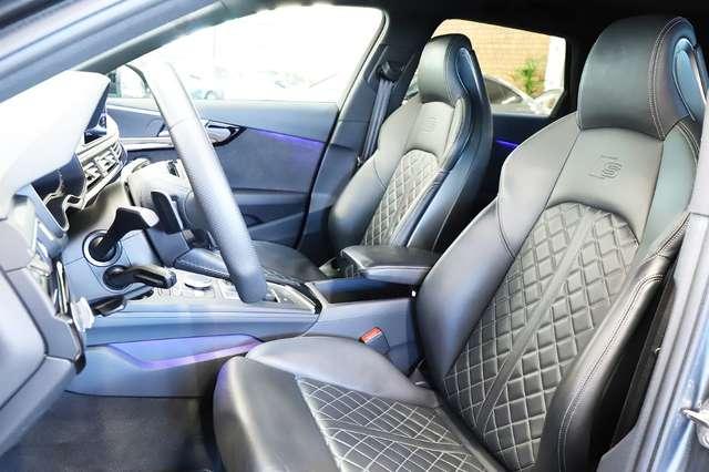 Audi A4 2.0TDi S tronic/3xS-line/Black/RS-zetel/matrix/B&0
