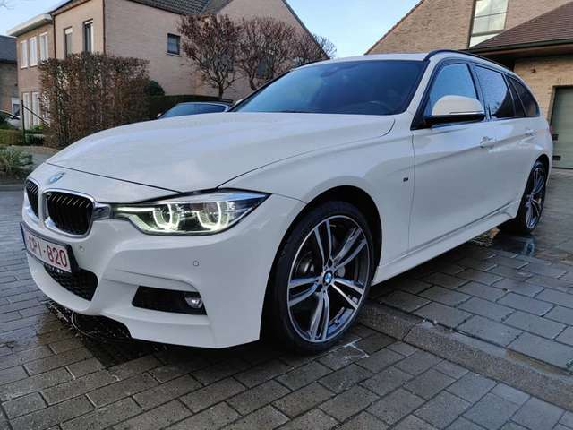BMW 335 dAS xDrive Touring M Sport trekh,pano,comfort,...