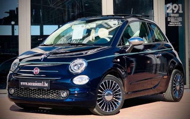 Fiat 500 RIVA / GPS/ TOIT OUVRANT/ RADAR AR