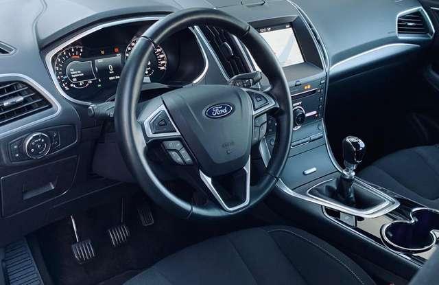 Ford S-Max GPS/ Radar av&ar/ Xenon/ Led/ 7 places