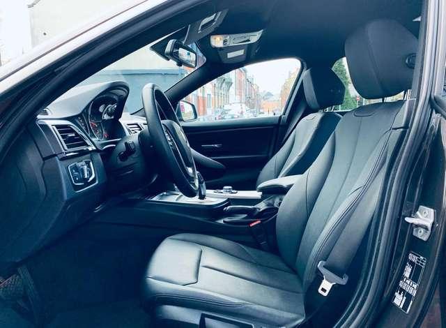 BMW 418 Boite Auto/ GPS/ Xénon&Led / Cuir/ Grand Coupe