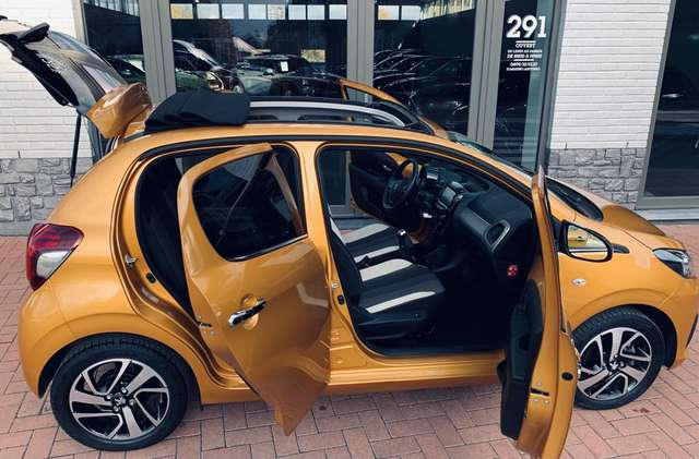 Peugeot 108 Open Air/Sièges chauffant/Airco/Led/Camera.....