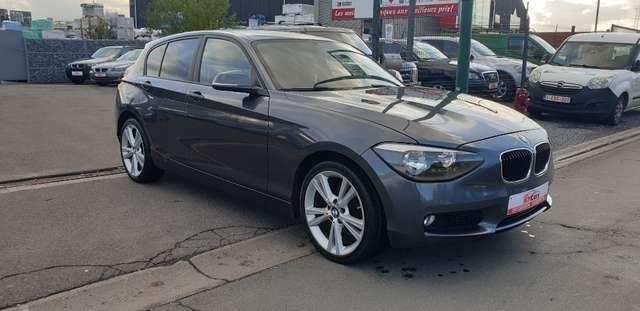"BMW 114 1 HATCH DIESEL - 2013**CLIME**JANTES 18\""**"