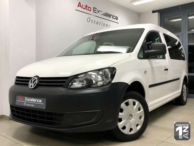Volkswagen Caddy 1.6 CR TDi Maxi/ Double cabine/ Utilitaire/