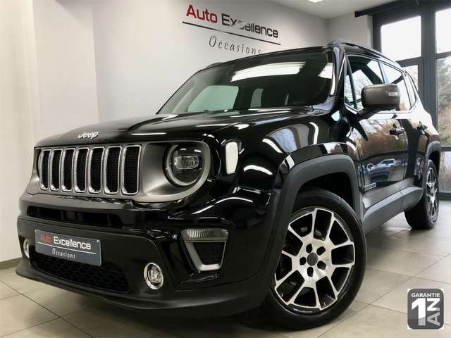 Jeep Renegade 1.3 T4 S-Limited/ Automatique/ Full Options/
