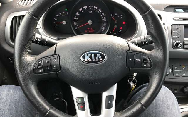 Kia Sportage 1.7 CRDi 2WD ****/!\vendue/!\****