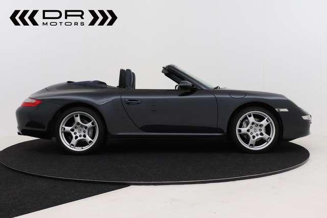 Porsche 997 3.6i Tiptronic S - LEDER - NAVI - SPORTUITLAAT