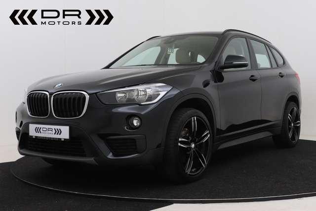 BMW X1 1.5 d sDrive16 - LEDER - GPS - Cruise Control