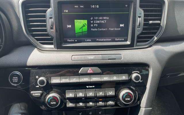 Kia Sportage 1.7 CRDi 2WD CUIR AIRCO GPS CAMERA GARANTIE