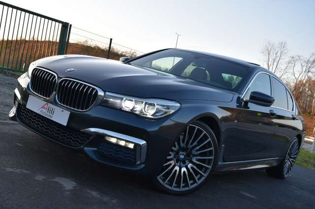 BMW 730 **Individual*Full Pack M*Xenon**Led*Camera*Cuir**