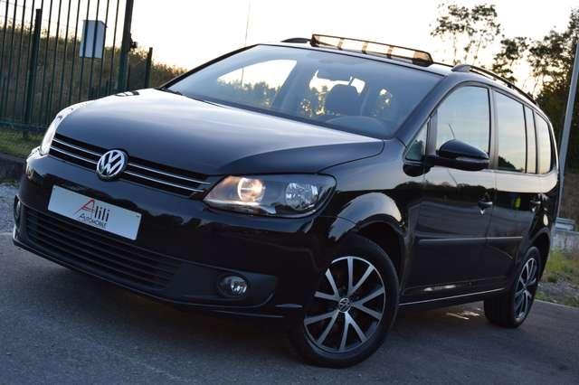 Volkswagen Touran 1.6 CR TDi**7PL**TOITPANORAMIQUE*GPS**GARANTIE**