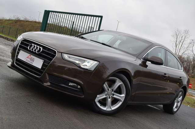 Audi A5 2.0 TDi*BOITE AUTO*BI-XENON*LED*GPS*CUIR*GARANTIE*