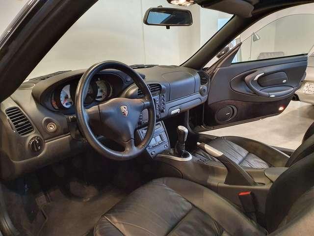 Porsche 996 Targa - Belge