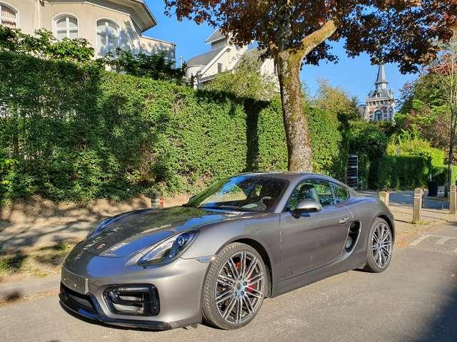 Porsche Cayman GTS - Manuelle
