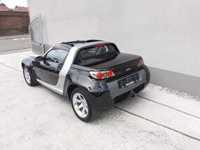 Smart roadster VOLANT BRABUS - CABRIOLET - AIRCO - 700-Turbo