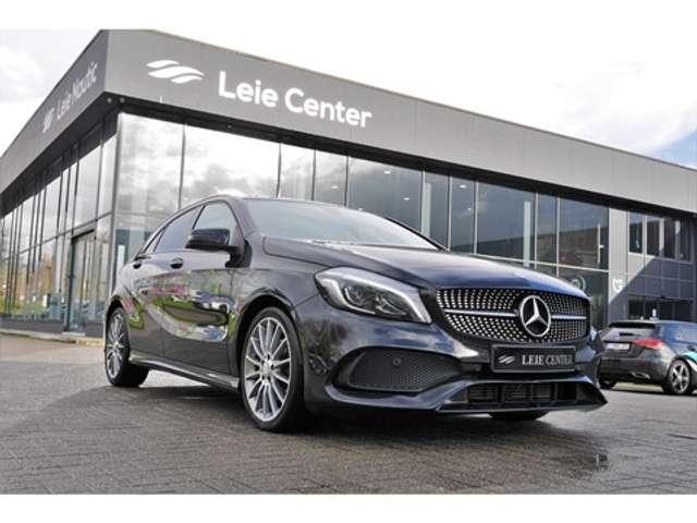 Mercedes A 200 d AMG Line 7G-DCT - LED - NAVI - CRUISE