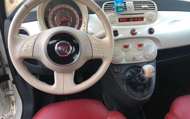 Fiat 500C 1.4i Cabrio, Airco,...