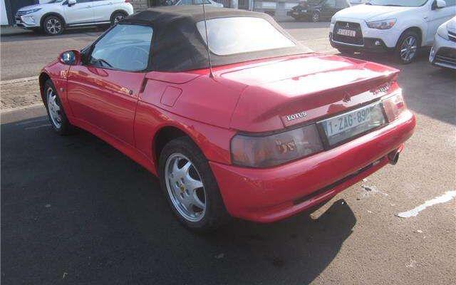 Lotus Elan 1.6 Turbo SE