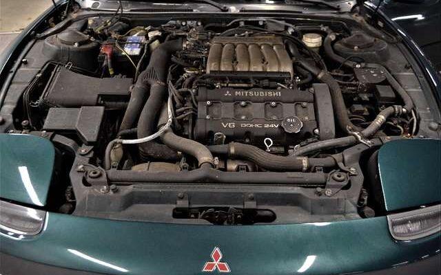 Mitsubishi 3000 GT GT  TWIN TURBO
