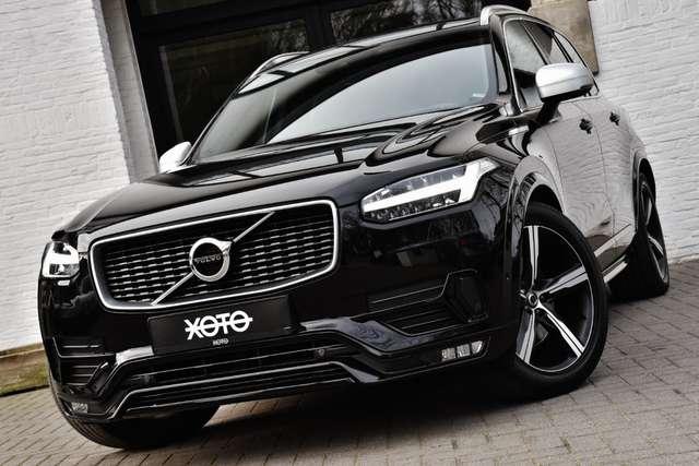 Volvo XC90 D4 AUT. R DESIGN 7 SEATS ***NP:€81.410,-***