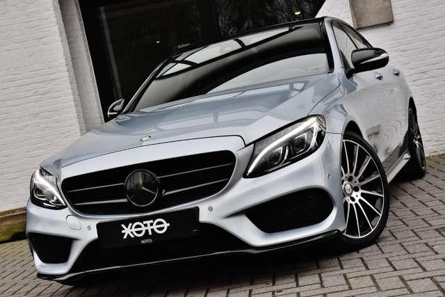 Mercedes C 250 D AUT. AMG LINE ***NP:€66.976,-/FULL OPTION***